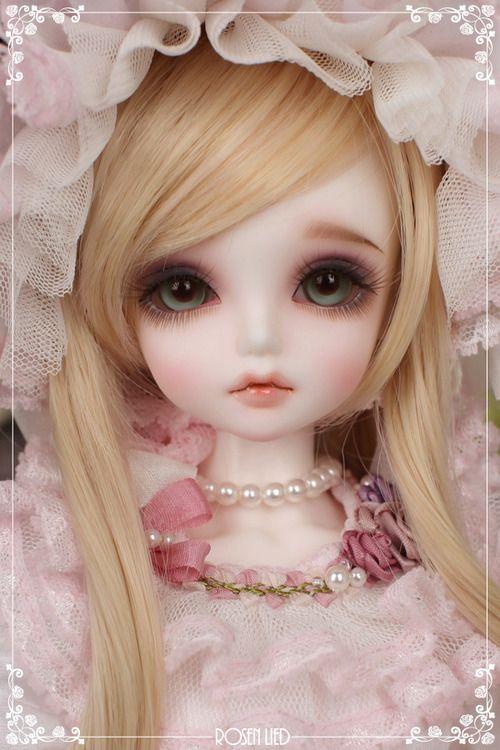 #bjd #dolls #pretty bjd