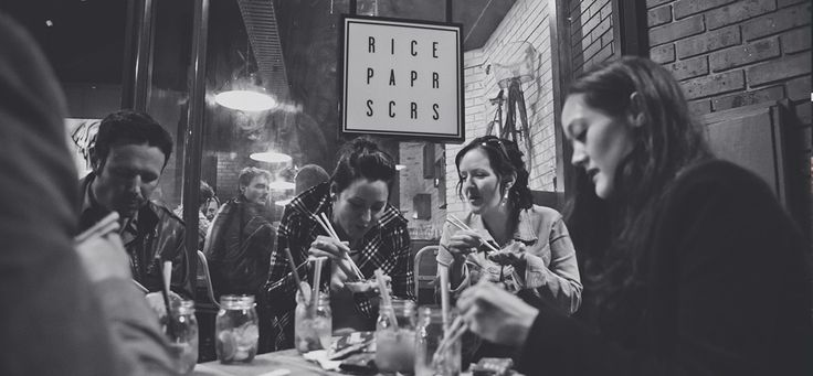 Rice paper scissors - Melbourne restaurant - Lunch only - Fitzroy - #1 on TripAdvisor