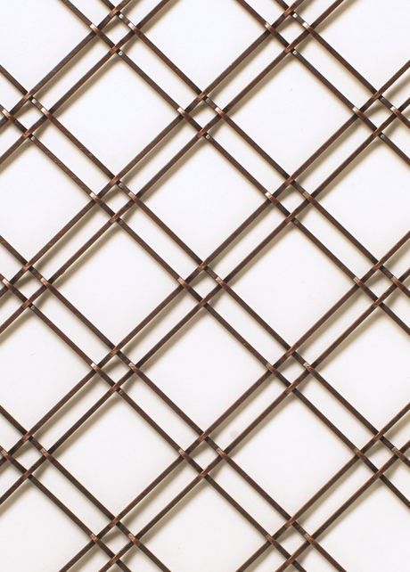 212 - ORB - Wire Mesh Lattice Insert for Cabinet Doors