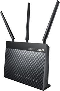 ASUS DSL-AC68U AC1900 VDSL Router (Art.-Nr. 90562684) - Bild #1