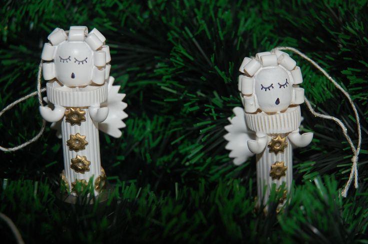 Aniołki z makaronu