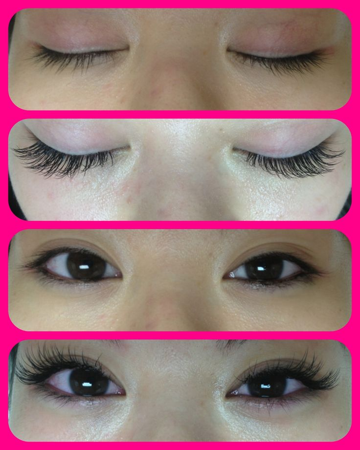 #gladlash glad lash semi permanent eyelash extensions