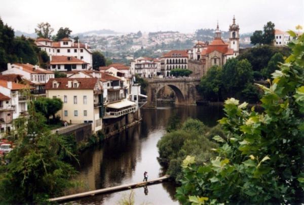 Amarante,Portugal
