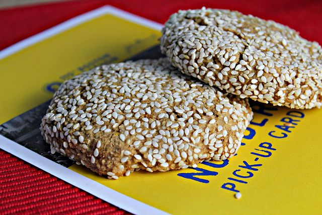 Boston) Marathon Cookies - Joanne Eats Well With Others