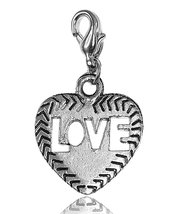 Breloque charm coeur love - So Charm