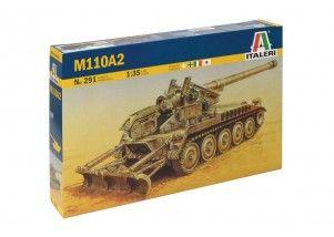 Cannone M110A2 scala 1:35