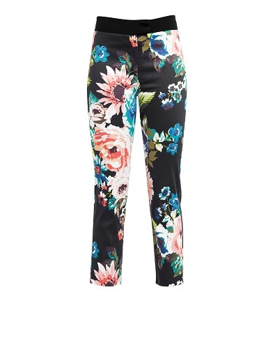 Bold print pant. Made in Australia.