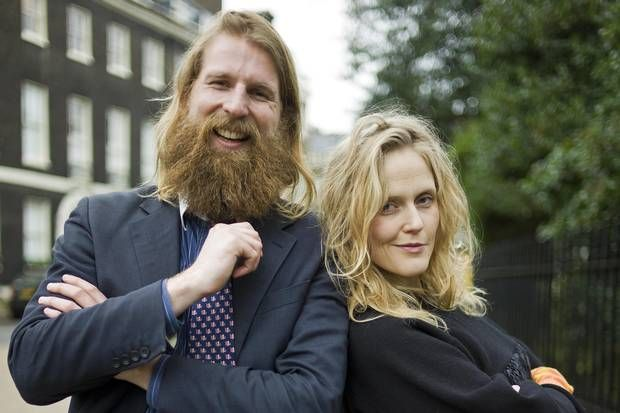 Sanderson Jones and Pippa Evans bring their Sunday Assembly to NYC and Edinburgh Fringe