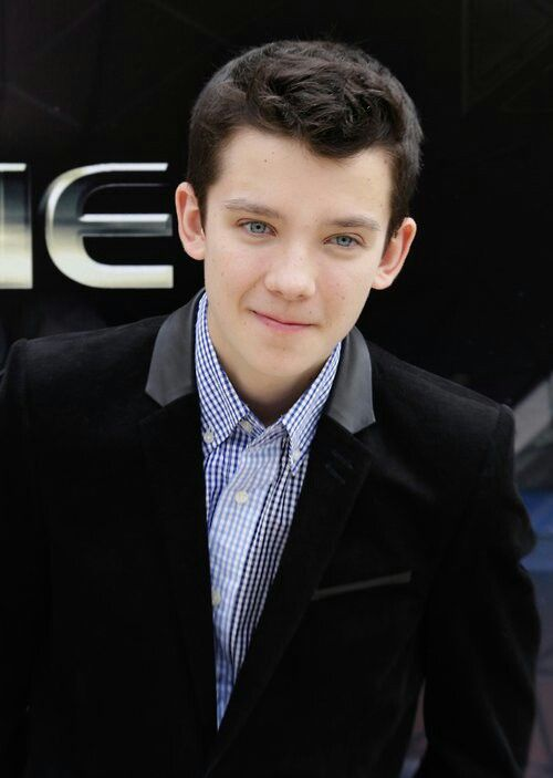 Asa Butterfield - - - Young Actor of REAL talent!  He's no sex symbol (yet), but he sure knows his craft!