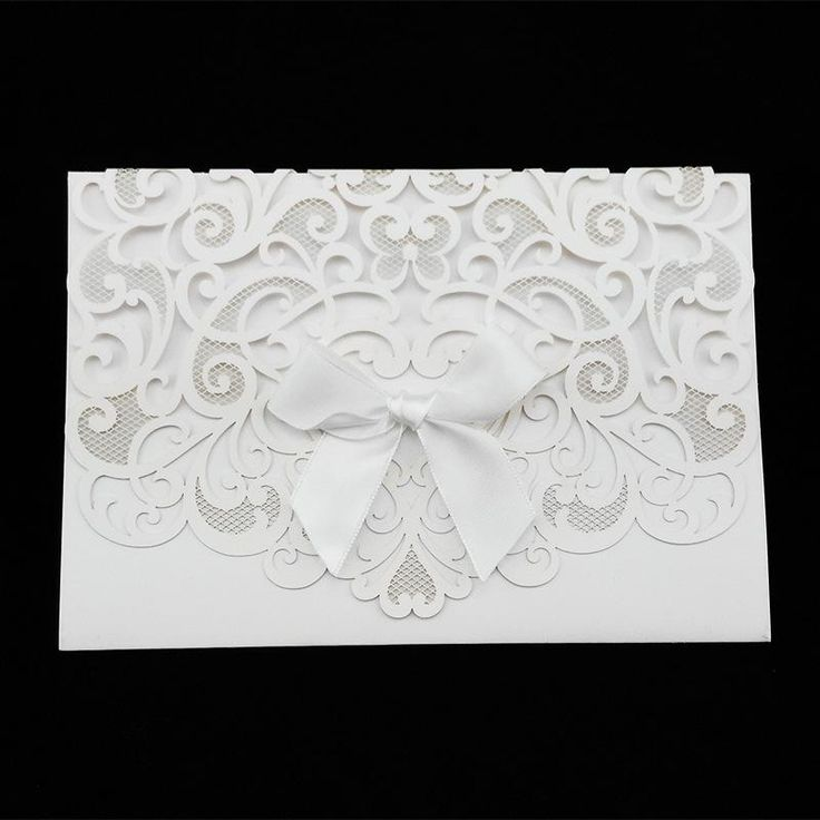 Cheap Wedding Invitations Packs White Laser Cut Wedding Invitation Packages Elegant Marriage Invitation Cards Envelope Hollow Out Design Printed Wedding Invitations Make Your Own Wedding Invitations Free From Graceful_ladies, $1.31| Dhgate.Com
