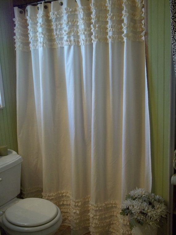 Shabby Chic Cottage Beach Washed Ivory By SimplyFrenchMarket, $89.00  Http://www.