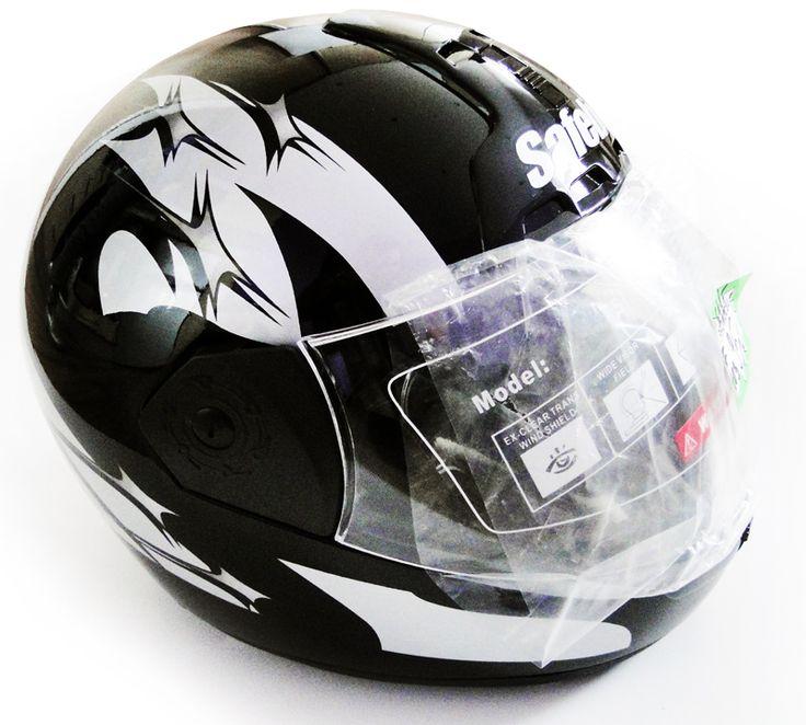 SAFEBET HF 103 BLACK/V MOTOROWEX.PL