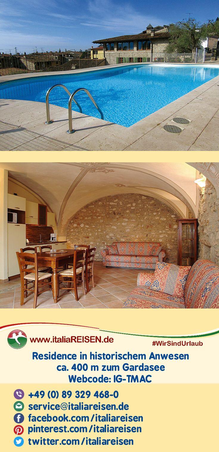 Webcode: IG-TMAC. Historische Residence mit Pool in Toscolano-Maderno, nur 400 m zum Gardasee. Pool, Whirlpool, Spielplatz, Italien, Urlaub, Ferien, Holiday, Ferienwohnung, Castello, Landgut, Residence, Landhaus, Fattoria, Borgo, Weingut, Ferienhaus, sun, beach, Villa, Italy, UrlaubMitHund, HaustiereWillkommen, #WirSindUrlaub #italiaREISEN