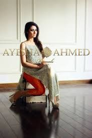 Image result for ayesha ahmed collection 2015