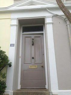 farrow and ball london stone gloss - Google Search