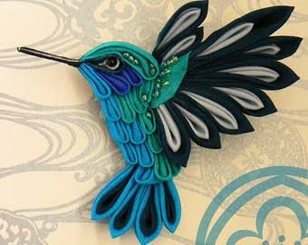 Image result for hummingbird brooch