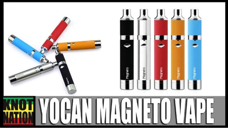 Yocan MAGNETO VAPORIZER Review