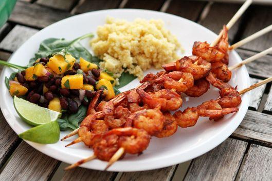 Jamaican Jerk Spicy Grilled Shrimp Skewers: Spicy Grilled Shrimp, Jerk Grilled, Grilled Shrimp Recipes, Jerk Shrimp, Recipes Foodies, Skewers Recipes, Grilled Shrimp Skewers, Jerk Spicy, Jamaican Jerk