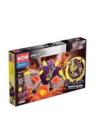 25% OFF Geomag KOR PROTEON Vulkram 103-Piece Variety Game Set