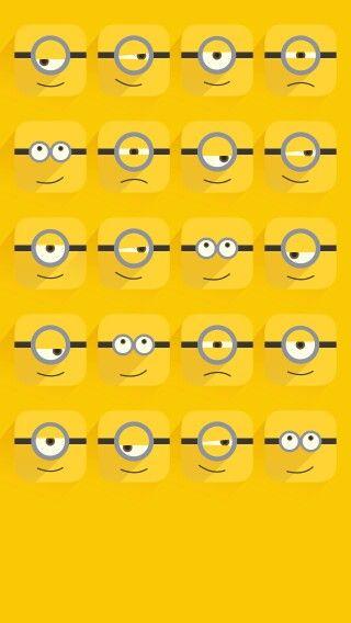 Minion iPhone wallpaper