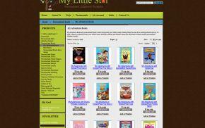 ECOM - My little star www.mylittlestar.com.au