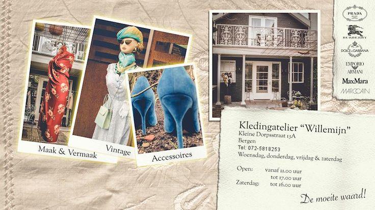 Kleding Atelier Willemijn