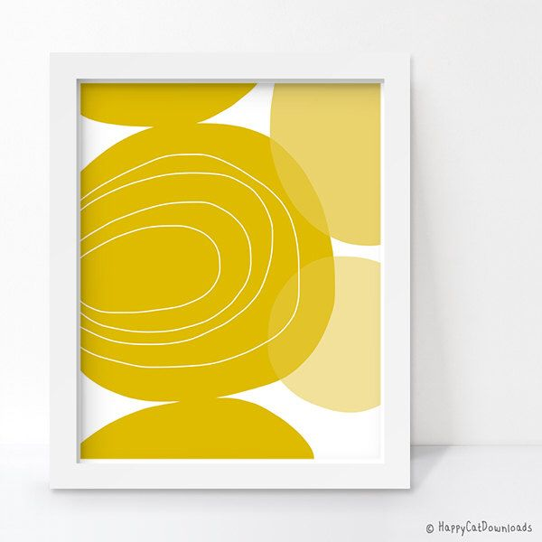 Yellow Accent Wall Decor : Best ideas about mustard yellow decor on