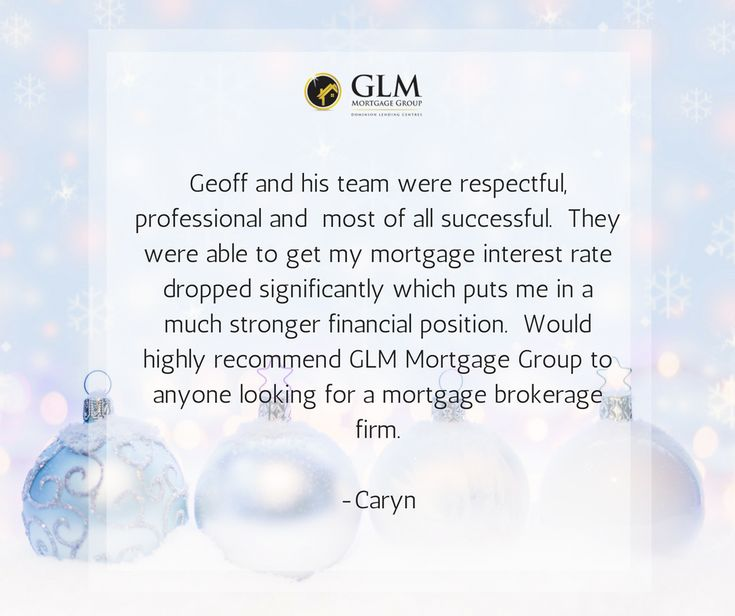 Geoff and his team were respectful, professional and most of all sucessful...| GLM Mortgage Group