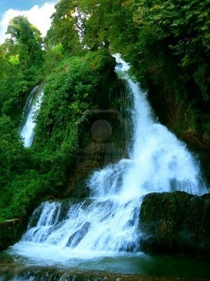 Edessa waterfall, greece