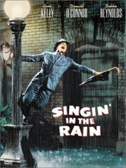 ¿Bailamos bajo la lluvia como Gene?