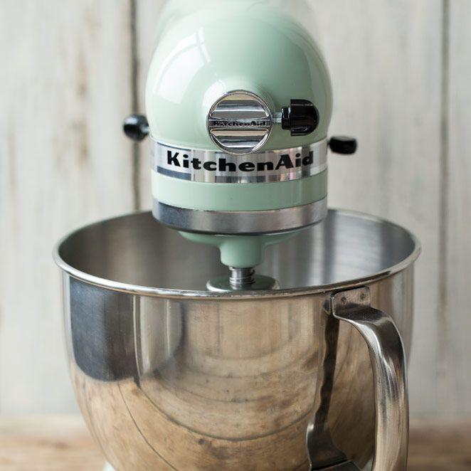 Im Test: Die KitchenAid Küchenmaschine Artisan