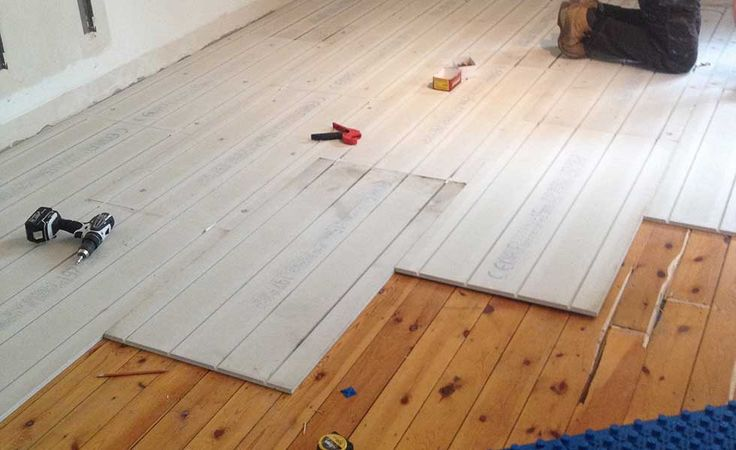 Wooden Floor New Best Underfloor Insulation Wooden Floor