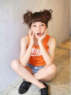 スポーティヘアスタイルの参考にしたいアレンジ・髪型・カット♬