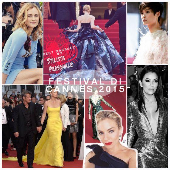 Best dressed #Cannes 2015 by Stilista personale   Vai al post sul #blog > https://lamiastilistapersonale.wordpress.com/2015/05/25/festival-di-cannes-2015-best-dressed-e-dive-da-red-carpet-secondo-stilista-personale/