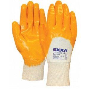 OXXA X-Nitrile-Lite munkavédelmi kesztyű