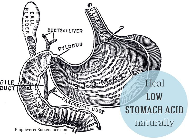 Low stomach acid leads to a cascade of digestive problems. Heal low stomach acid naturally with these effective steps.