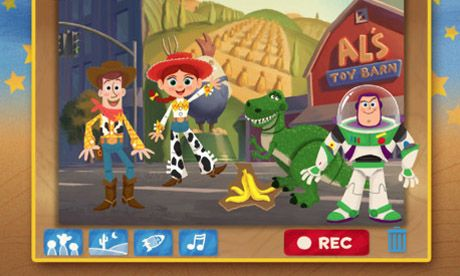 New movie apps teach storytelling for children | The Guardian 5/2