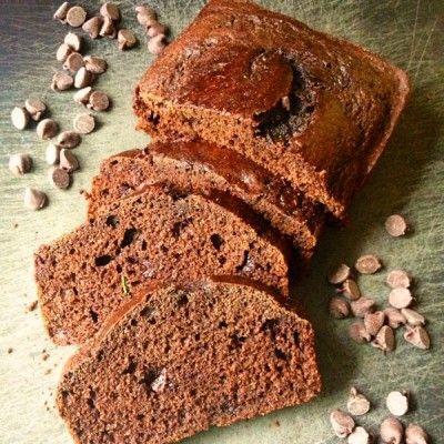 Chocolate Zucchini Carrot Bread Recipe + Baking with Yogurt Recipe Round-Up – The Lemon Bowl