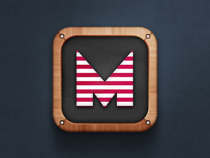 Dribbble - Game icon by The Funtasty