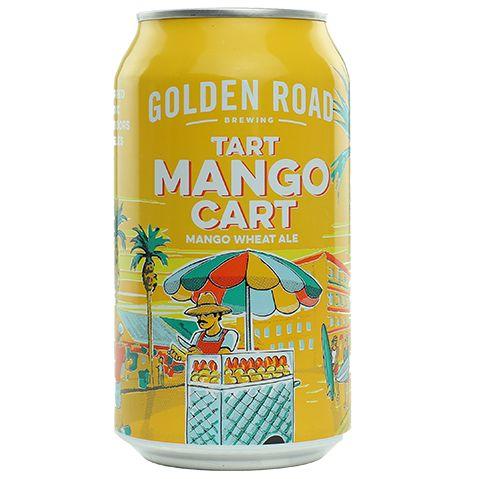 Golden Road Tart Mango Cart | Buy craft beer online from ...