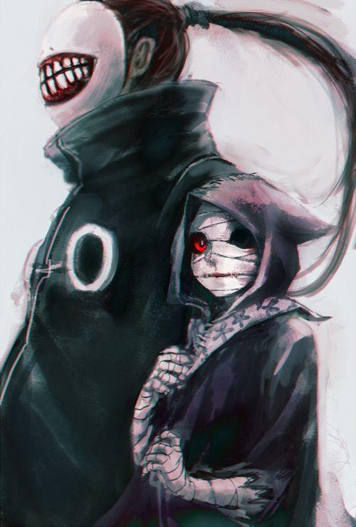 Eto Tokyo Ghoul Drawings