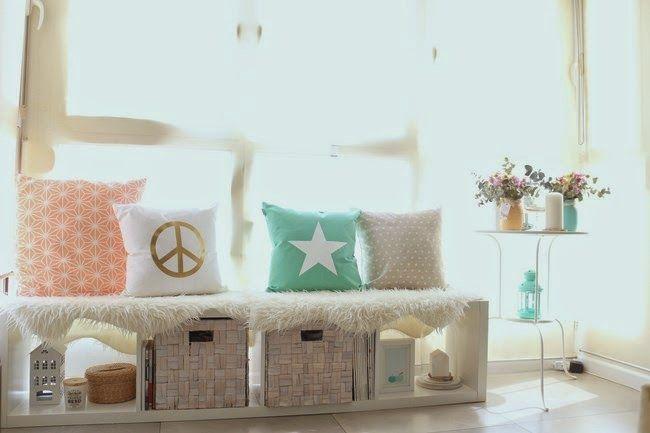 Las 25 mejores ideas sobre bancos de dormitorio en for Dormitorio estilo nordico ikea