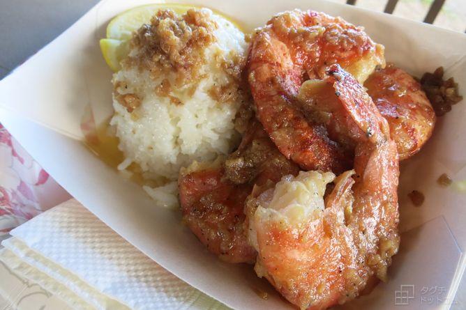 ジョバンニのガーリックシュリンプ(Giovanni's Shrimp)