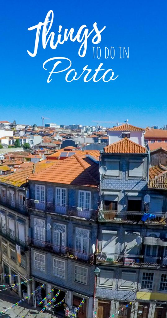 Here are the best free things to do in Porto, Portugal. From the best views to the best restaurants. Go further and explore the best of Porto. #Porto #Portugal #Europe #Travel Things to do in Porto | Best restaurants in Porto | Best views in Porto