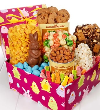 42 best spring easter images on pinterest gourmet popcorn easter friends popcorn sampler negle Gallery
