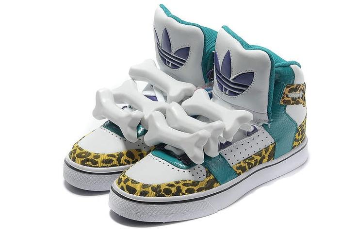 Jeremy Scott Adidas Shoes Bones