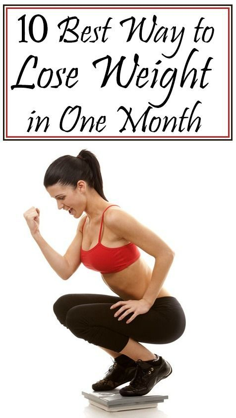 how to lose 1 pound a month