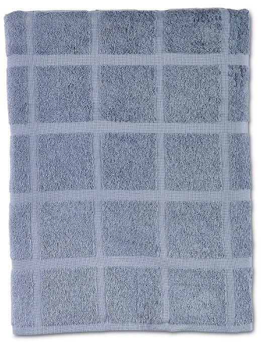 Zone - Cubic Haandklaede fås i flere farver se mere på inspiration.dk #nyhed #håndklæde #Zone #blå #blue #inspirationdk