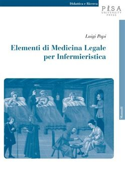 Prezzi e Sconti: #Elementi di medicina legale per  ad Euro 13.60 in #Pisa university press #Media libri scienze medicina