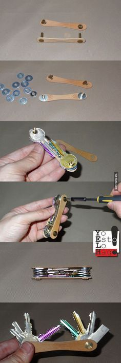 How not to lose your keys - 9GAG